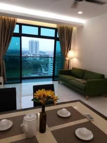 Sky Loft Premium Suites, 2Rooms FULLY FURNISHED, Bukit Indah SKUDAI