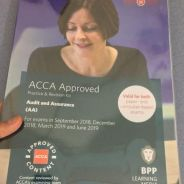 ACCA F8 revision kit LATEST SYLLABUS