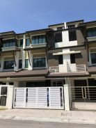 Southbay Residence 3 Storey Terrace , 3130sf , Gated and Guarded