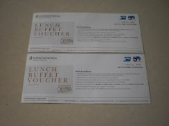 InterContinental KL Serena Lunch Buffet Voucher
