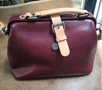Vintage Classic Genuine Leather handbag