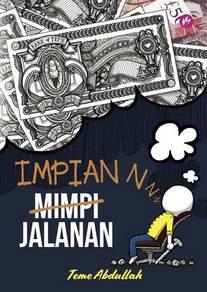 Buku IMPIAN JALANAN by Teme Abdullah