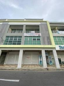 G Floor, 3 Storeys Inter Shoplot at Lutong, Miri (Opposite Petronas)