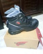 Safety boot red wing safety boots size uk11