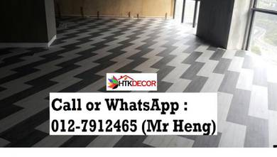 PVC Vinyl Floor In Excellent Install 103AC