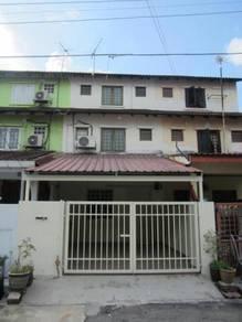 Kepong ( jalan segambut sri sinar ) 2 Half Sty House Rent