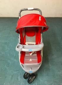 Beli stroller ( free baby carrier )