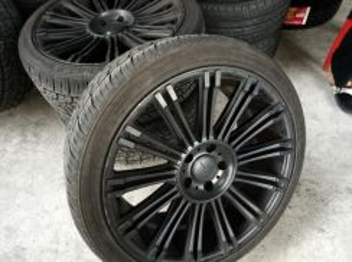 Japan Sport Rim 22 Q7 Touareg Cayenne Skali Tyres