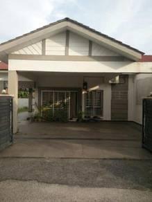 Bandar Universiti - single storey - corner lot