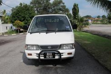 Nissan vannette c22 1.5(M) semi penal 06