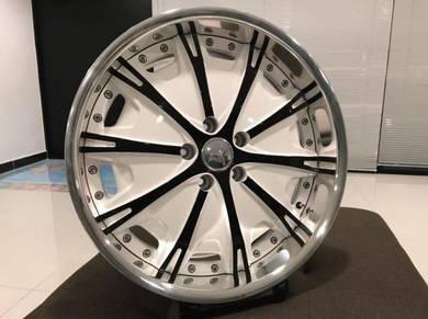 19 inch JAPAN Rim Free Tyres