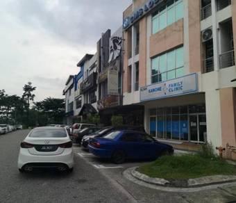 Johor Bahru, Taman Molek 3 Storey Shop Lot (G FLOOR)
