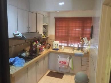 2sty House Full Reno Bandar Damai Perdana, Alam Damai, Taman Len Sen