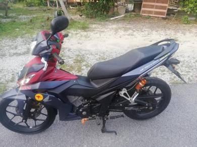 Honda rs150 2016