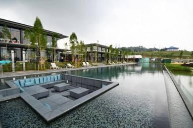 Emerald hills freehold guocoland cheras kl low density lake hilltop