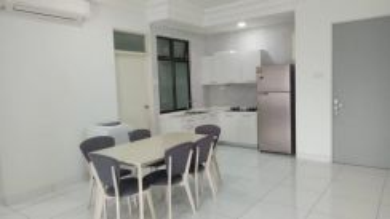 Rumah sewa murah Platino 2 bed Fully Below market Low depo