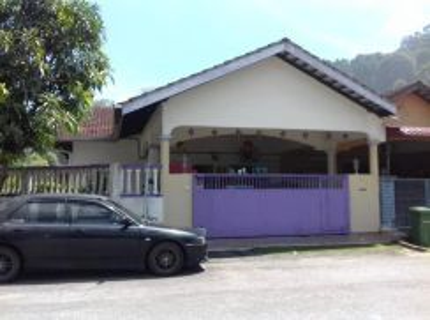 For Sale Corner Lot Single Storey House, Kuantan