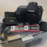 Canon 5D mark iii body shutter count 399 ONLY