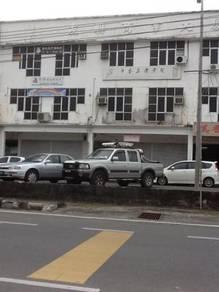 Ground Floor shop lot at Jee Foh Road Krokop Miri