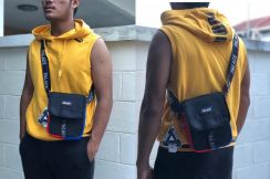 Man palace genius slingbag
