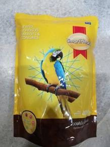 Smart Heart Parrot Conure 400gram Bird Feed Food