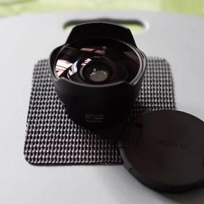 Sony converter fisheye
