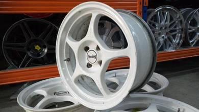 Used sport rim 16 inch rp01 myvi alza vios city