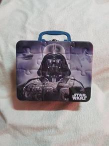 Vintage Lucasfilm Star Wars Metal Tin Box