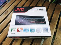 JVC USB Android Player