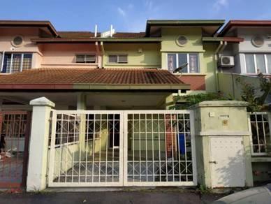 Double Storey Link Terrace House - Jln Angerik Doritis Kota Kemuning