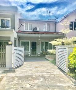 ( Below Market Value n Facing Field)Double Storey House Taman Melawati