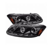 Honda Accord 4D '08 Projector Head Lamp From WRC