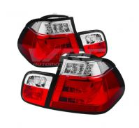 BMW E46 '01-'05 4D LED Tail Lamp From WRC