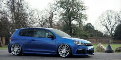 Rotiform BLQ 18 inch sports rim golf r tyre 70%