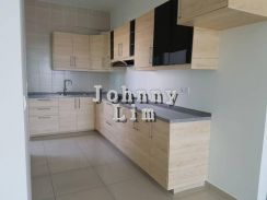 Solaria Residence 1650sf Furnished, Near Airport, FTZ & Queensbay Mall