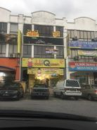 [partly furnish] partition, carpet office, damai utama, bandar kinrara