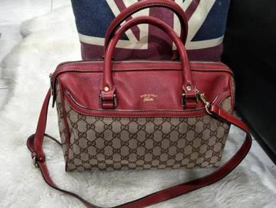 GUCCI Handbag - Half Leather