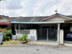 Taman cheng jaya 100% loan full renovation