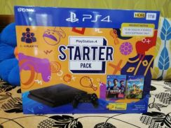 PS4 Bundle Start Pack 1TB (2YRS WARRANTY)