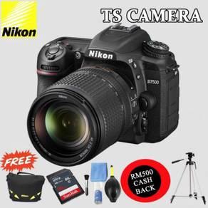 Nikon D7500Kit 14-140MM VR (CashBack Rm500 Nikon)