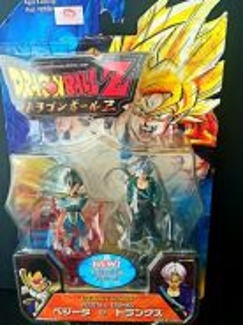 Dragon Ball Ultimate Sparks Vegeta & Trunks