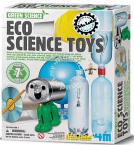 4M Green Science kit Eco Science Toys