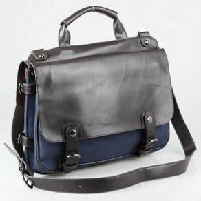 F6122 Dual Side Briefcase Handbag Laptop Sling Bag