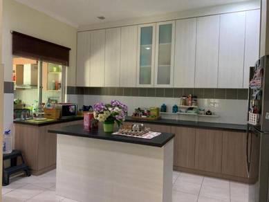 Beautiful Double Storey Semi Detached Taman Sumber Alam Petra Jaya