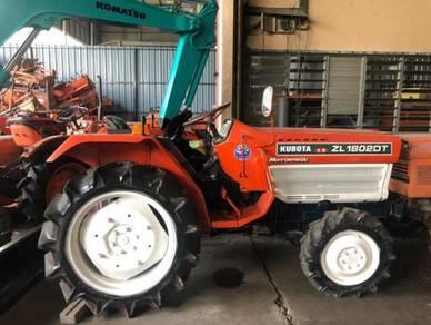 Recon kubota l1802dt farm tractor (japan)