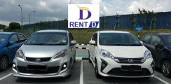 New offer raya car rental tour holiday pack