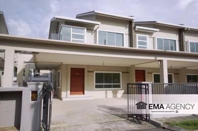Menggatal / Taman Cerah / double storey house / Kota Kinabalu