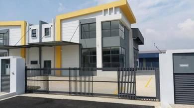 Lekas 32 Industrial Park Semenyih,1.5 Storeys Semi-D Factory