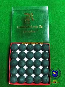Rattra Green Laminated Snooker Cue Tip