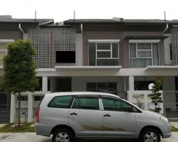 2 Storey Terrace House in Bandar Rimbayu, Telok Panglima Garang